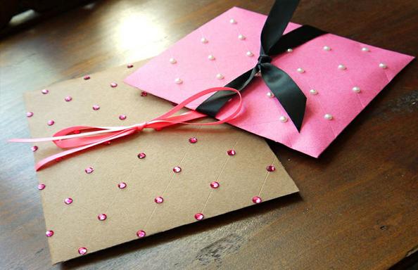 Diy el estilo glam para tus regalos de navidad - Decorar regalos de navidad ...