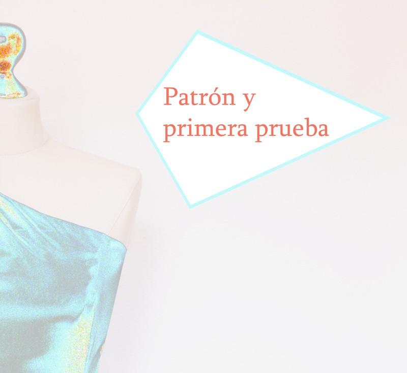 Cómo se diseña un vestido Skarlett #vestidobonito / 2. Patrón y ...