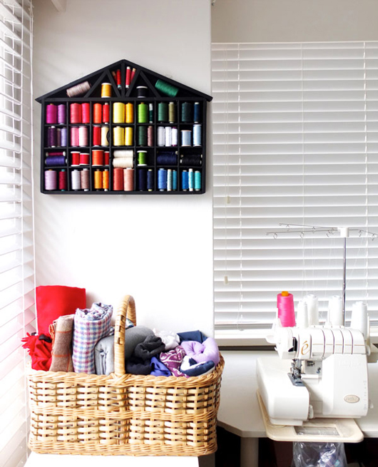 Las mejores ideas para ordenar tus hilos skarlett costura - Ideas para ordenar ...