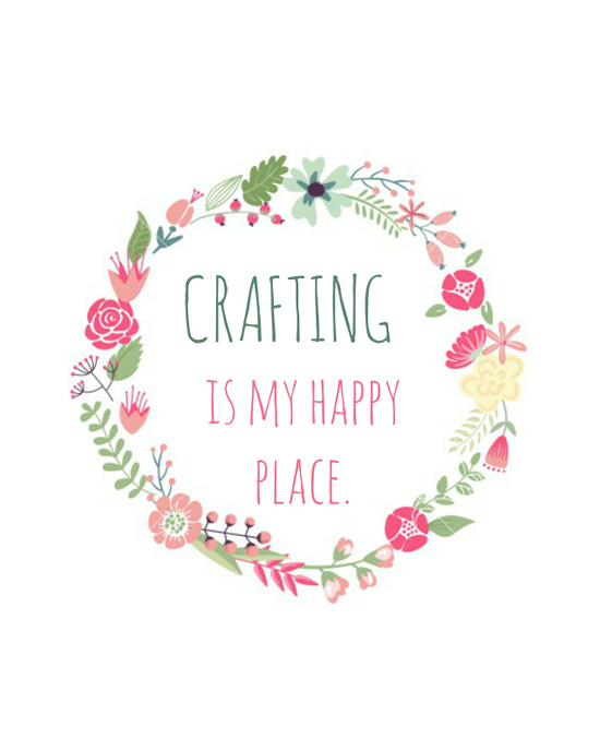 craftingismyhappyplace