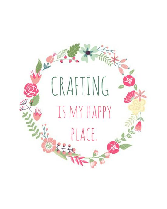 craftingismyhappyplace