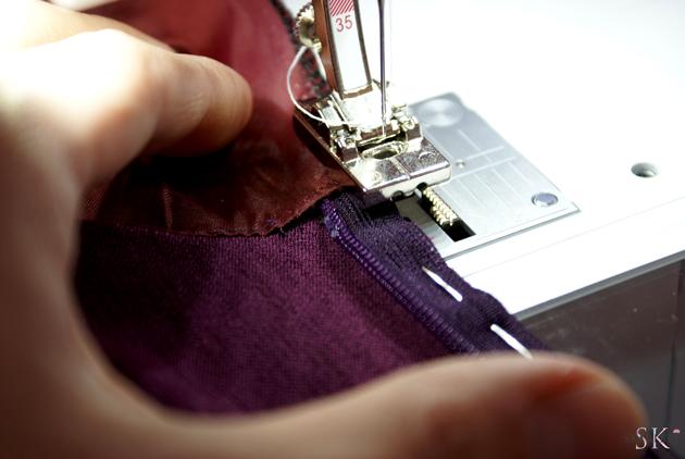 coser cremallera invisible 9