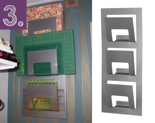10 prácticas Ideas para ordenar tu cuarto de costura y ...