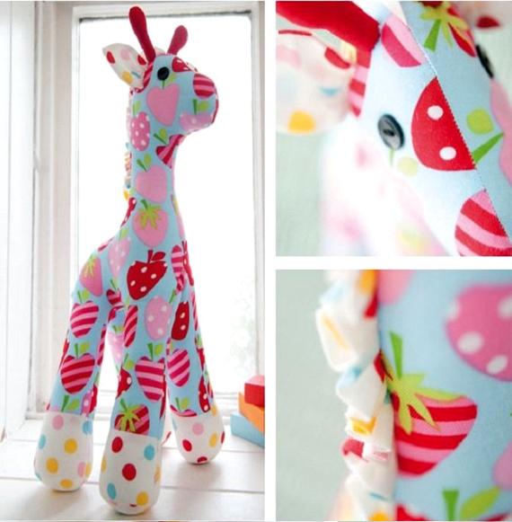 patrón-jirafa