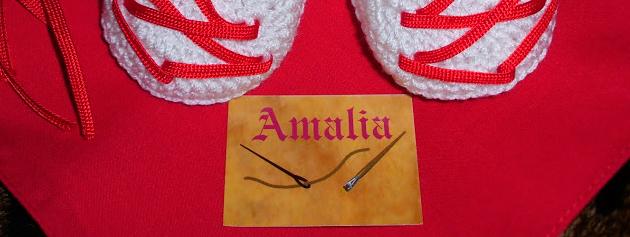 manualidades y labores Amalia