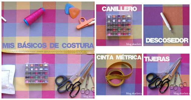 basicos costura collage