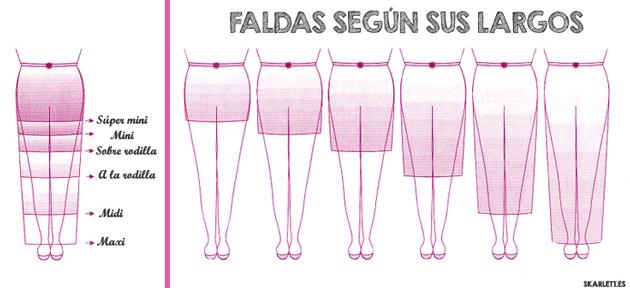 Largo-faldas