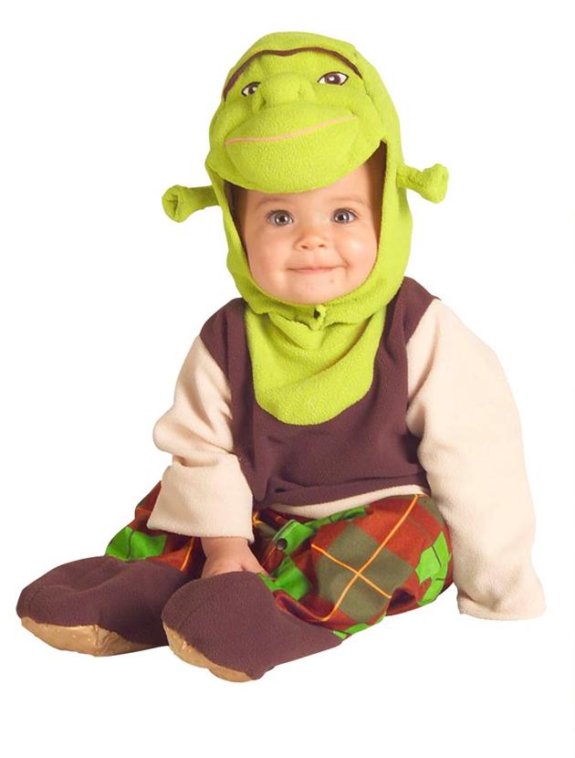 disfraz Shrek