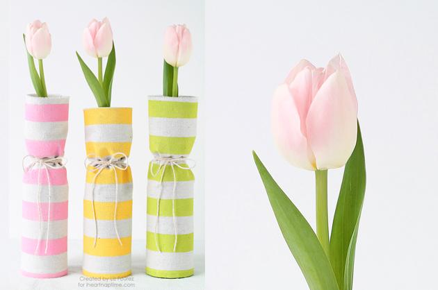 cubre-jarrones-flores-diy