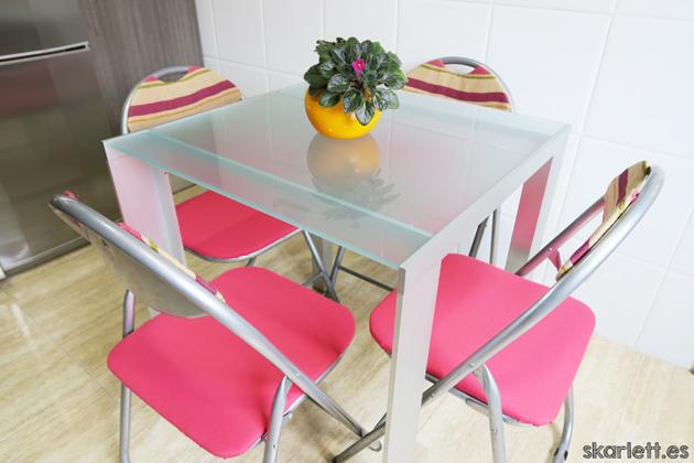 Tapizar unas sillas y dejarlas como nuevas - Precio tapizar sillas ...