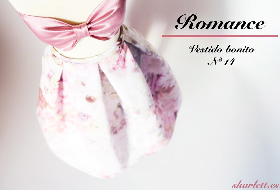 Estampado Romance   Vestido bonito Nº 14 abb517aa653