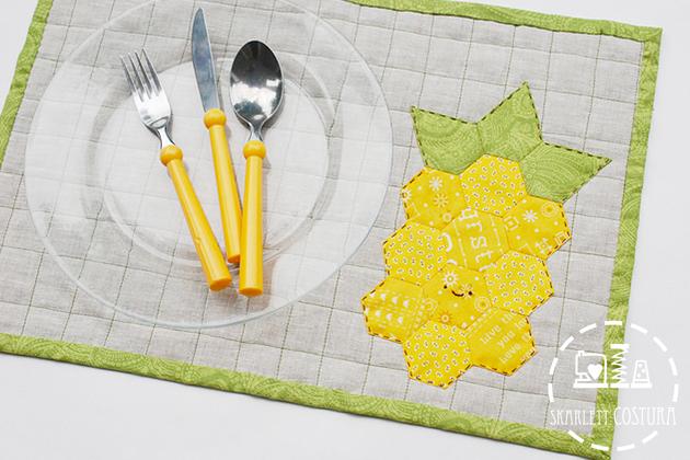 mantel-individual-piña-quilting