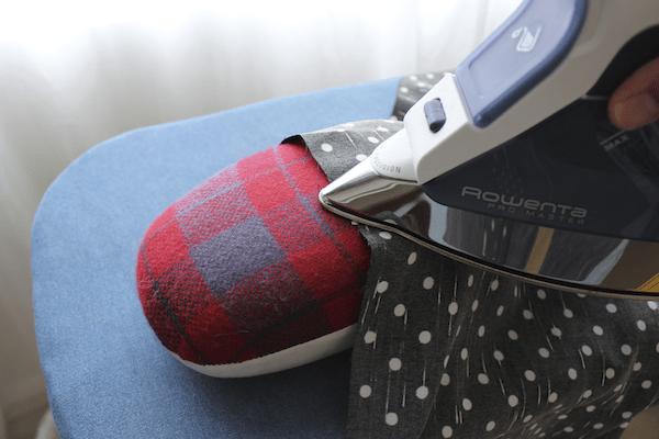 coser cojines de sastre